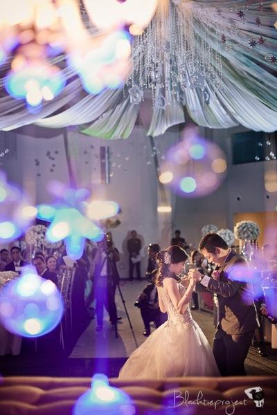 Decagon silver city wedding