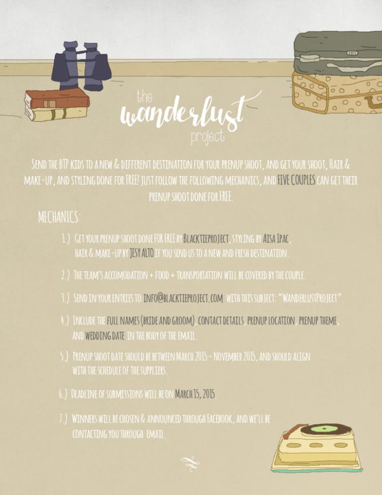 Wonderlust 2015-2